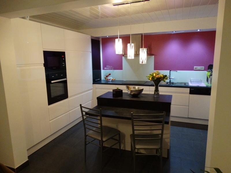 cuisines | atelier du piou ébénisterie-menuiserie marvejols - Plan De Travail Mural Cuisine