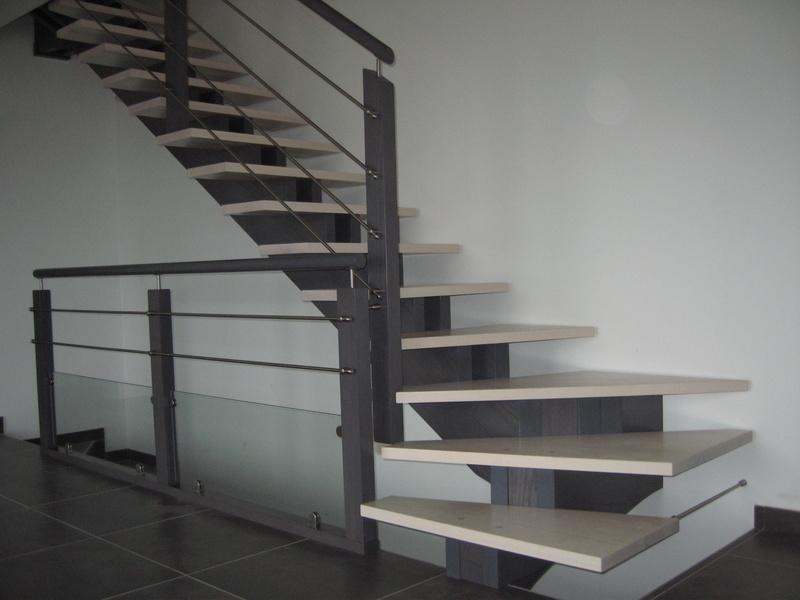 Escaliers | Atelier Du Piou Ébénisterie-Menuiserie Marvejols